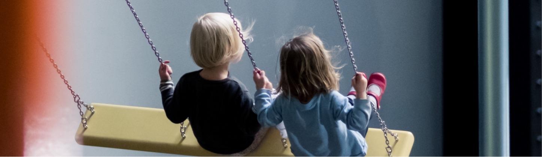 Schommel - Kinderopvang Heyendael