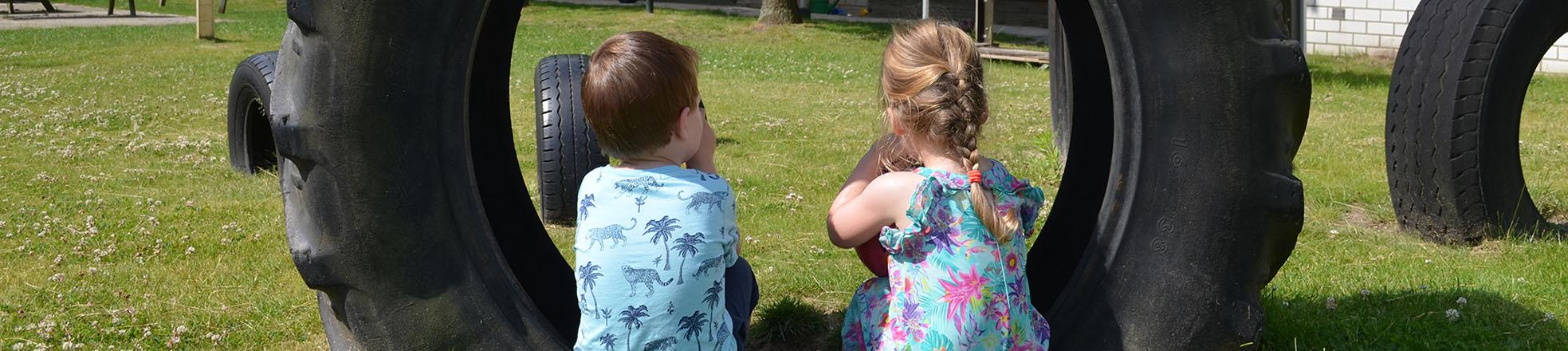 Kinderdagopvang voor baby's en peuters - Kinderopvang Heyendael
